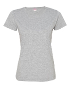 3710/3516 LAT LADIES CREW TEE
