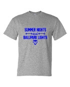 SUMMER NIGHTS GREY UNISEX CREW