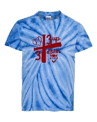 3 UP 3 DOWN BAT ROYAL TIE-DYE