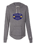 SHIELD GREY CHAMPION TRIBLEND PULLOVER