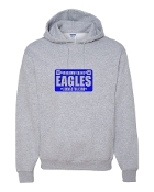 LICENSE GREY HOODIE SWEATSHIRT