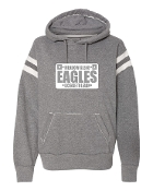 LICENSE GREY PREMIUM VINTAGE HOODED SWEATSHIRT