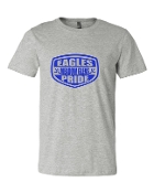 SHIELD GREY UNISEX CREW
