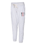 NCC WHITE RELAY SWEATPANTS