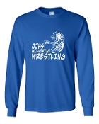 JJHS ROYAL LONG SLEEVE UNISEX CREW