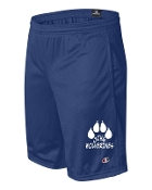 "JJHS ROYAL CHAMPION 9"" MESH SHORTS"