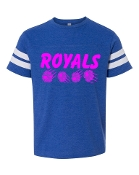PAWS (PP) ROYAL VINTAGE FOOTBALL